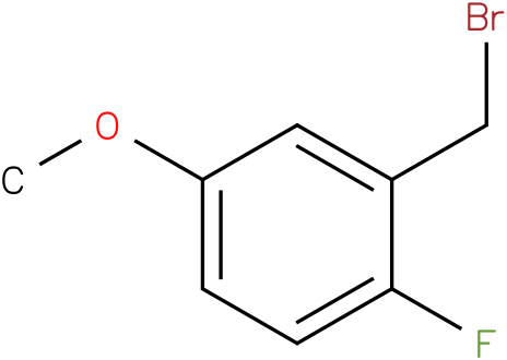 2-(bromomethyl)-1-fluoro-4-methoxybenzene