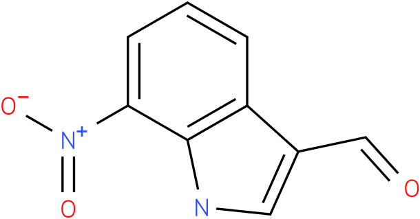 7-nitro-1h-indole-3-carbaldehyde