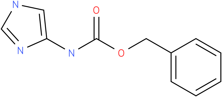 benzyl 1H-imidazol-4-ylcarbamate