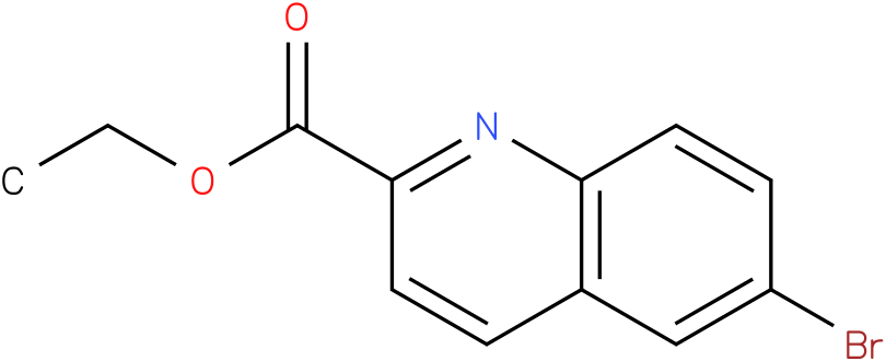 ethyl 6-bromoquinoline-2-carboxylate