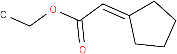 ethyl 2-cyclopentylideneacetate