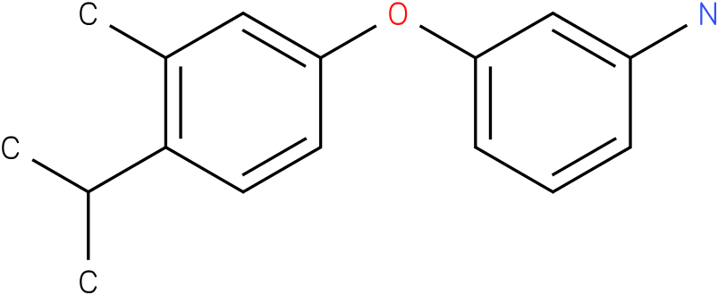 3-(4-isopropyl-3-methyl-phenoxy)-phenylamine