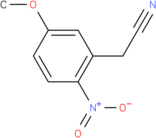 2-(5-methoxy-2-nitrophenyl)acetonitrile