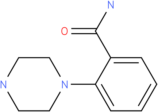 2-piperazin-1-yl-benzamide