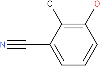 3-hydroxy-2-methylbenzonitrile