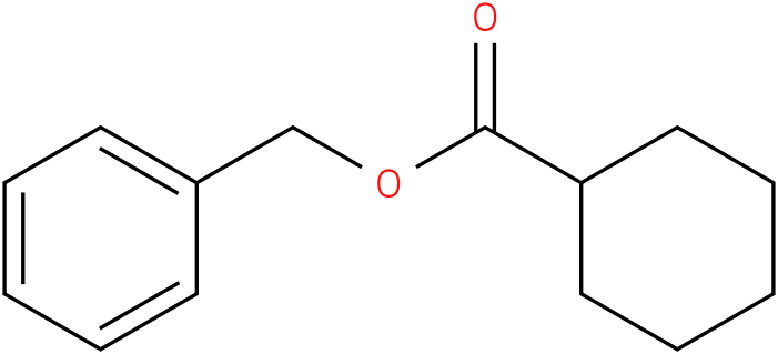 benzyl cyclohexanecarboxylate