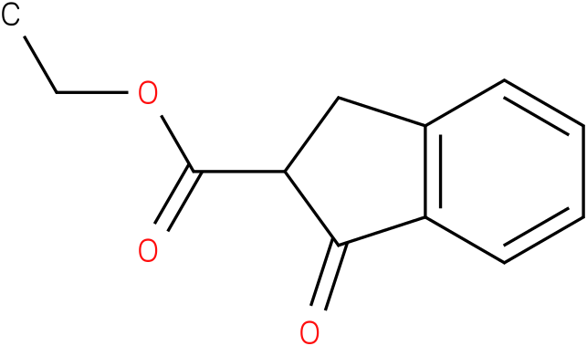 ethyl 2,3-dihydro-1-oxo-1H-indene-2-carboxylate