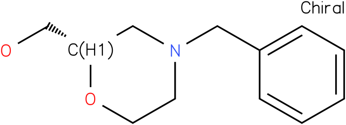 ((S)-4-benzylmorpholin-2-yl)methanol