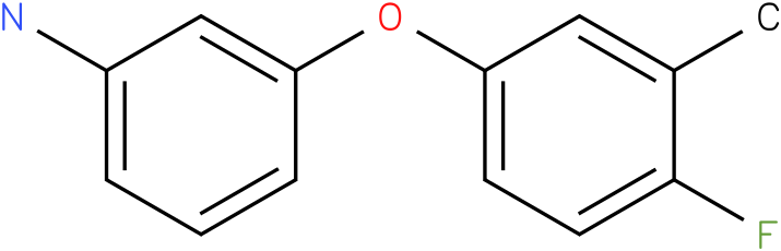 3-(4-fluoro-3-methyl-phenoxy)-phenylamine