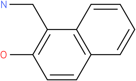2-Hydroxynaphthalen-1-ylmethylamine