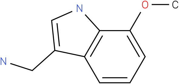 7-methoxy-1H-indol-3-methylamine