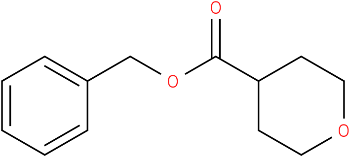 benzyl tetrahydro-2H-pyran-4-carboxylate