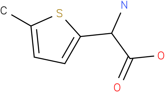 Amino-(5-methyl-thiophen-2-yl)-acetic acid
